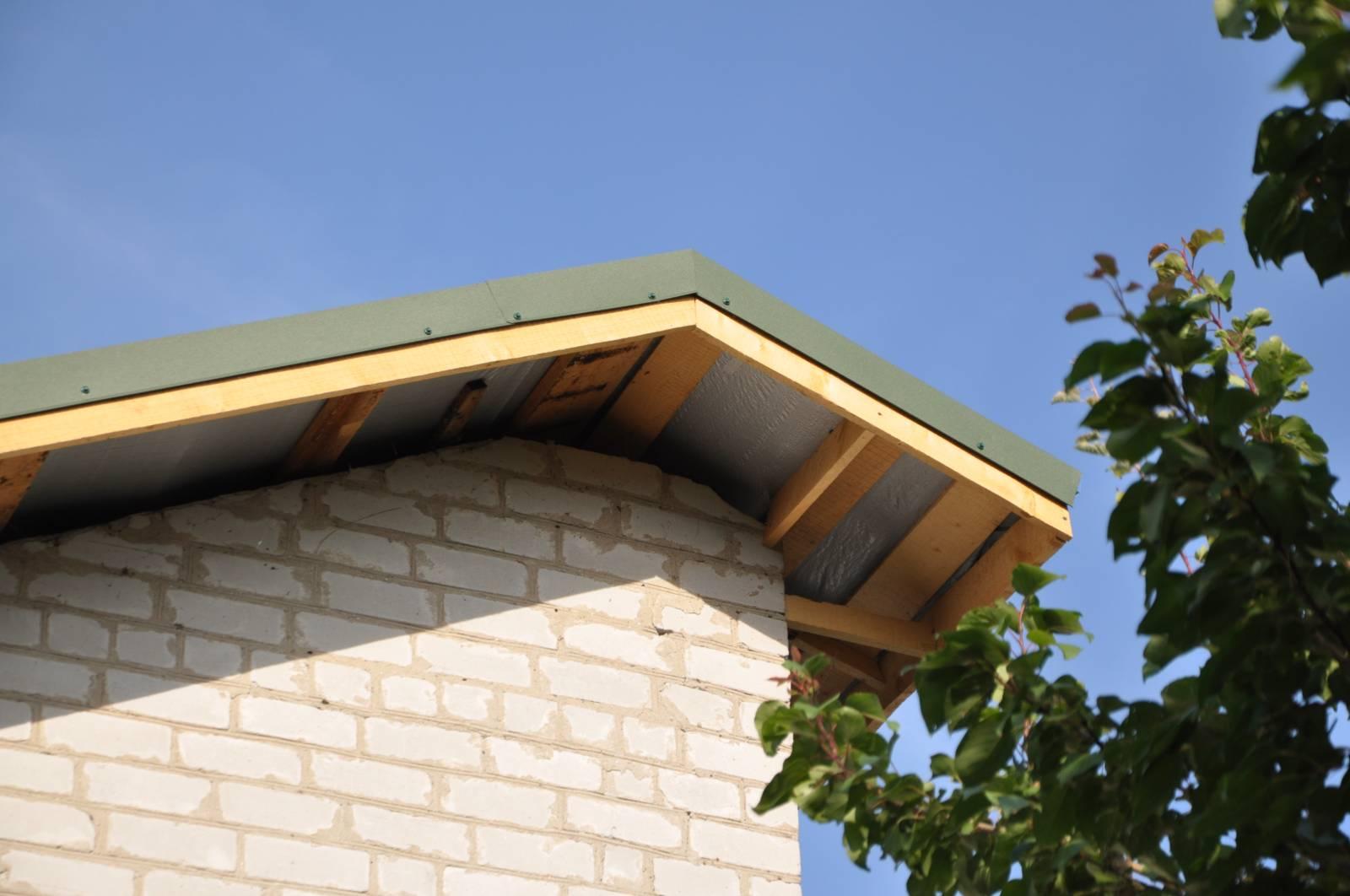 Подшивка карнизов крыши: инструкция, материалы, инструменты 25